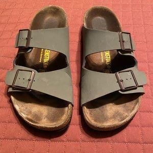 Grey Birkenstock's. Size 38.